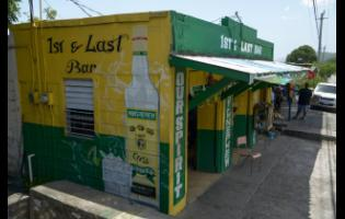 1st and Last Bar in Albion, St. Thomas