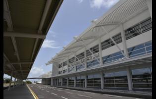 Antigua and Barbuda's V.C. Bird International Airport.