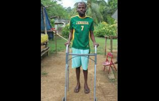 Former prefect at Petersfield High in Westmoreland, Tavoy Senior, has been battling recurrent seizure attacks since he did four brain surgeries in a week.